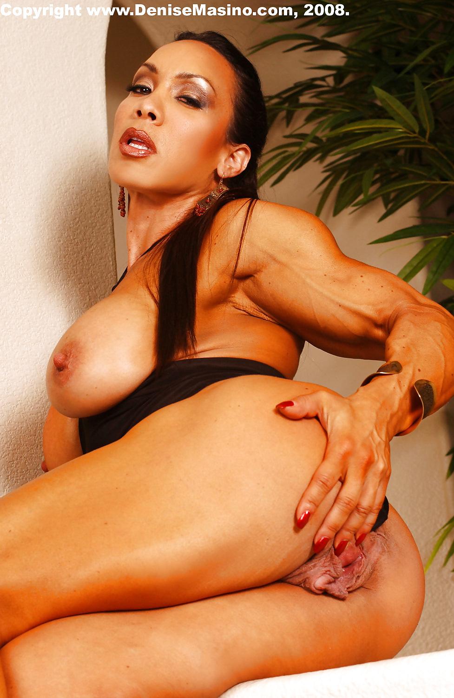 Denise Masino In Stockings