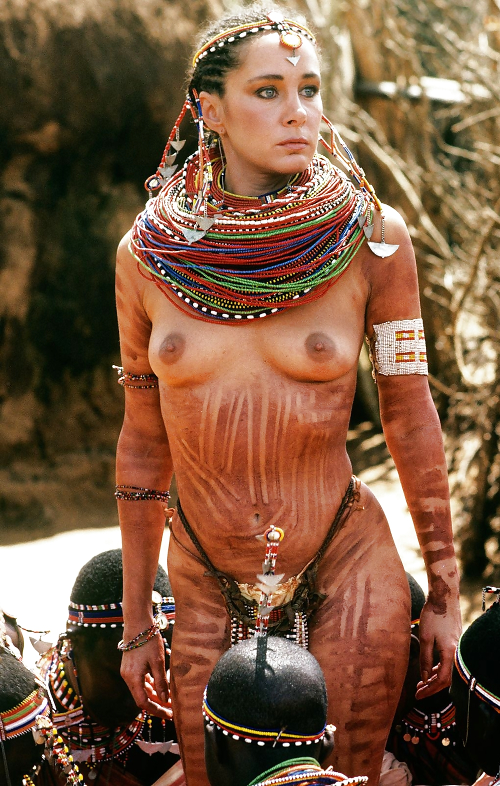 Going native nude — img 2