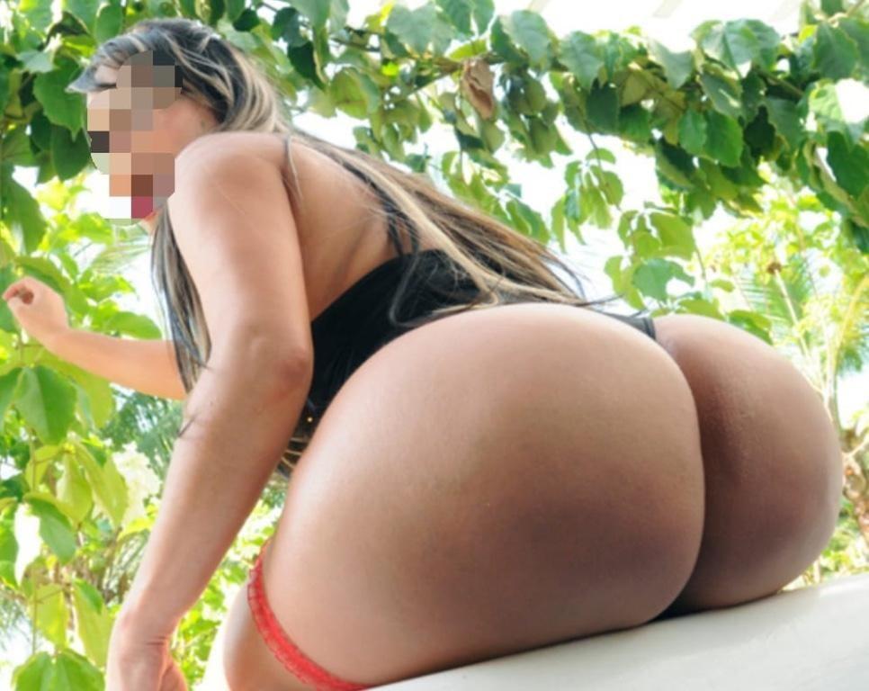 большая колумбийская жопа - 14