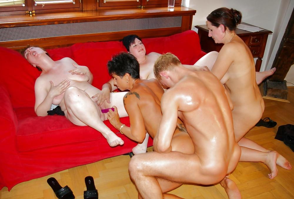 Skirt mom orgy galleries