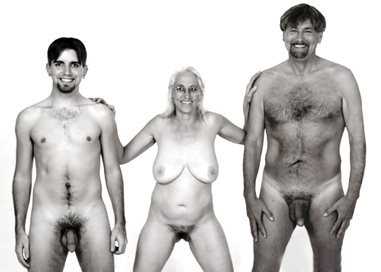 Naked and family portrait — photo 9