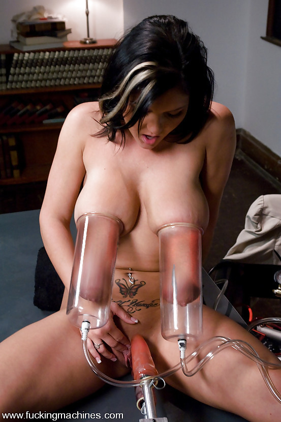 Extreme Pussy Pumping