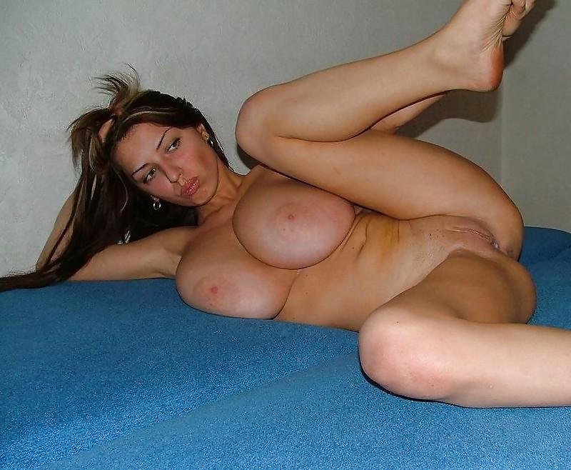 Horny amateurs boob