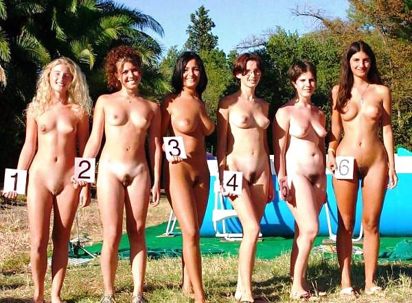 Mature nude group pics