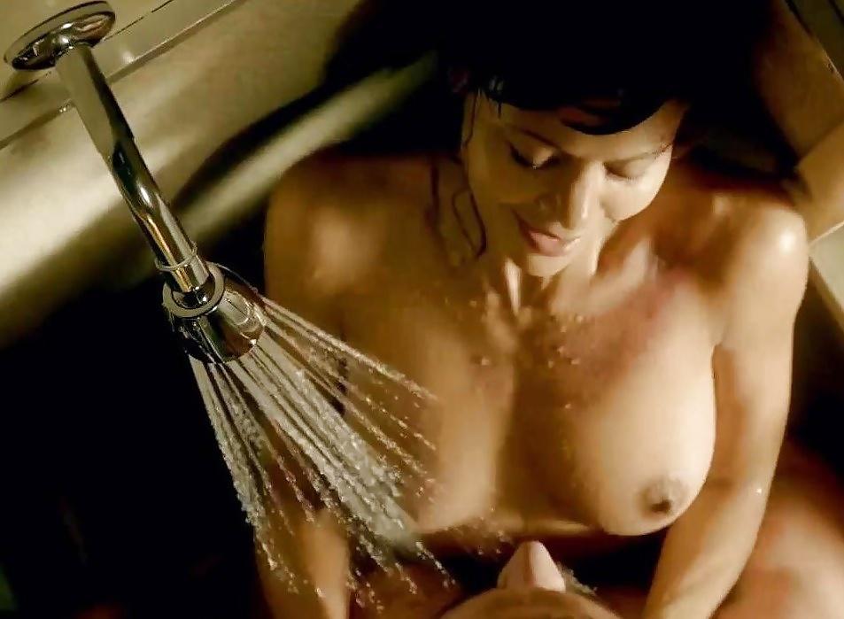 Naked Thandie Newton In Westworld Ancensored