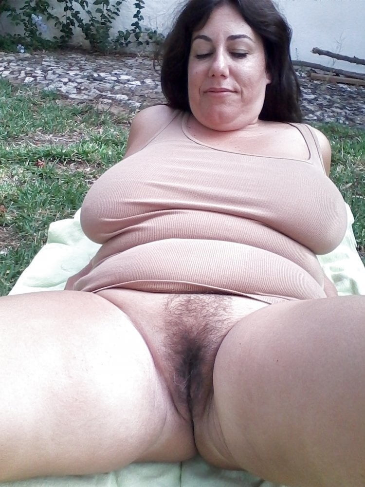 Hairy Pussy Natural Tits Fuck