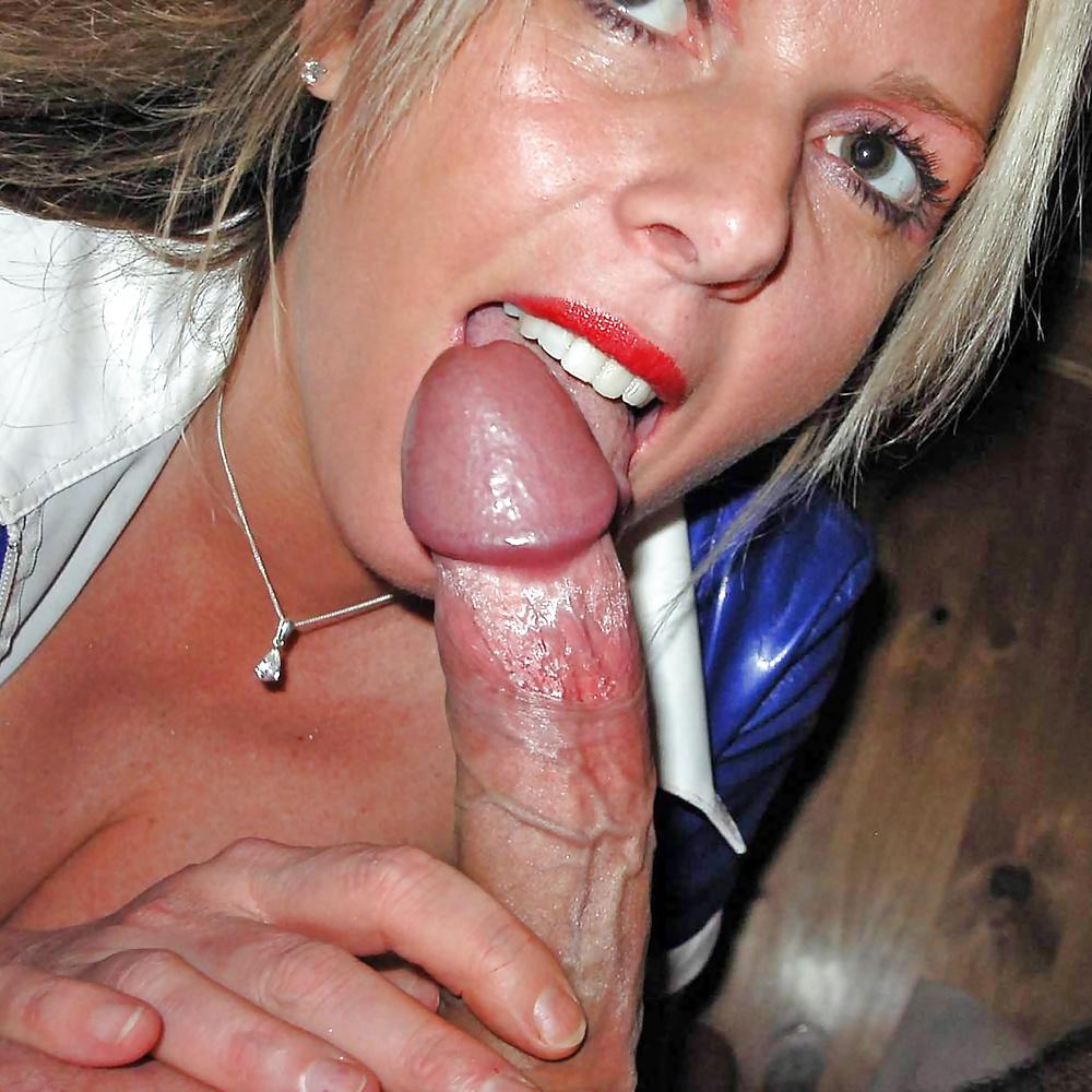 Pov blowjob blonde amateur