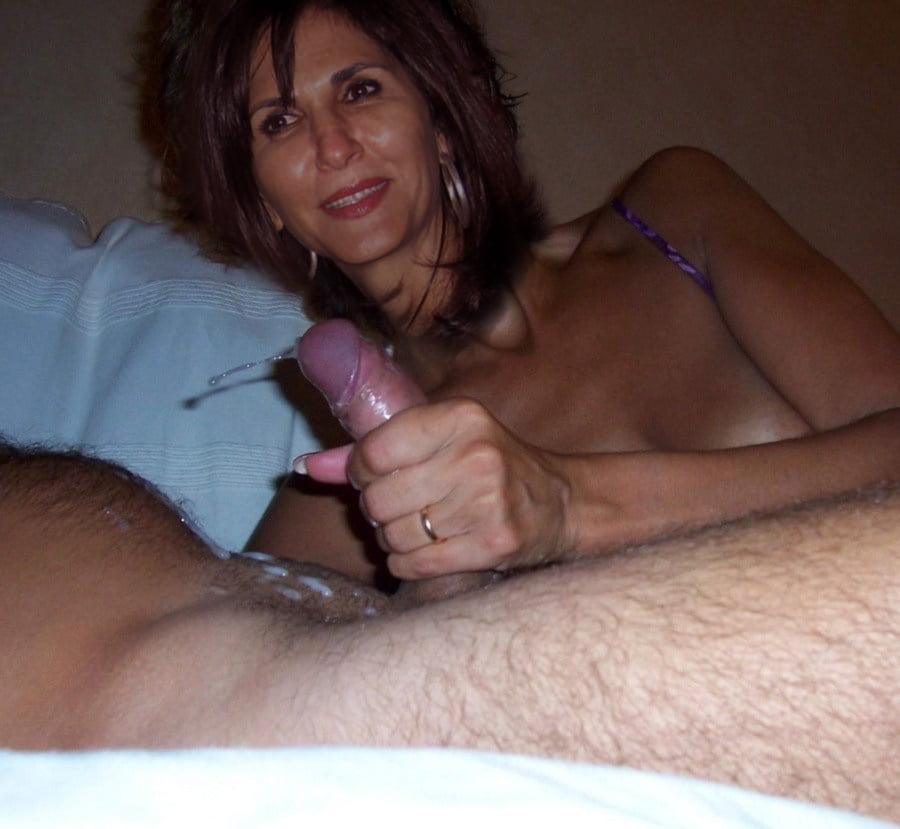 Lesbian seduces young woman