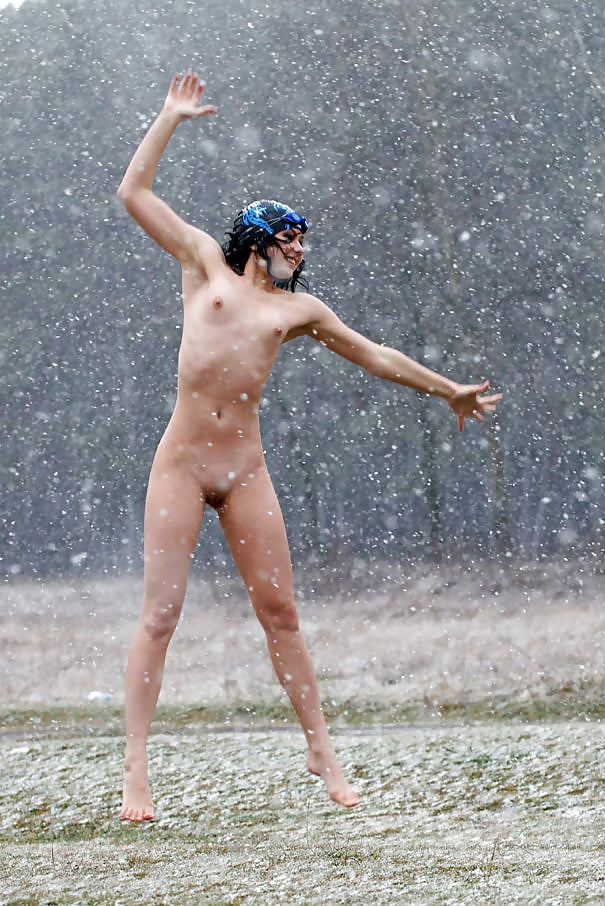 Naked in the rain the adventures of chipheadmike
