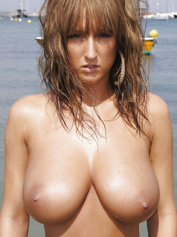 Nude girls with big boobs, piercing tan lines pics