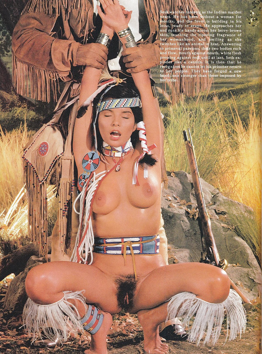 Free Native American Indian Porn