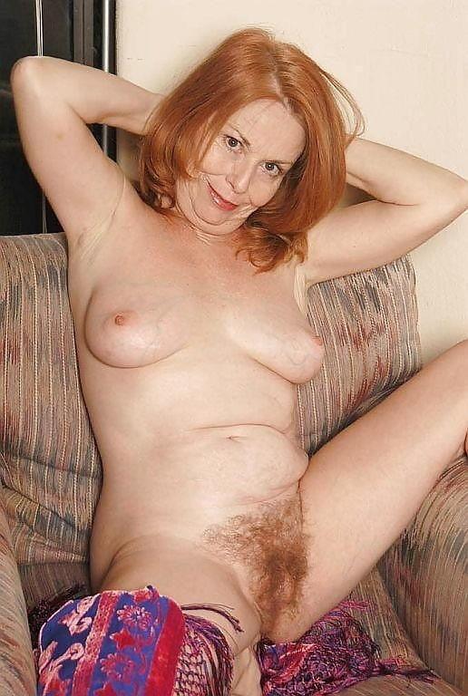 Xxx hot nude old redhead women