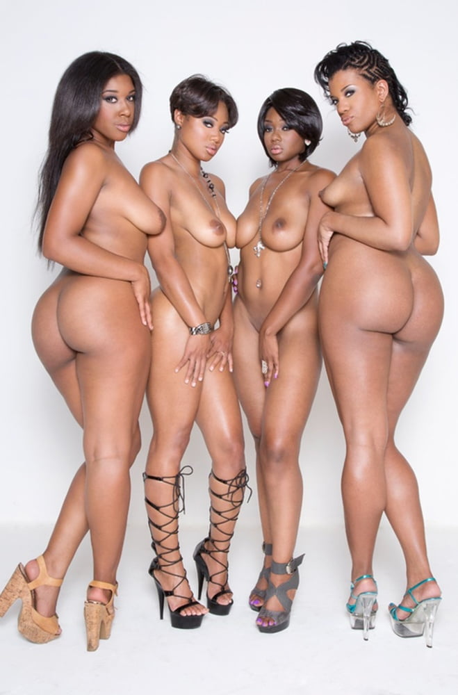 Ebony group naked, hot volleyball uniforms
