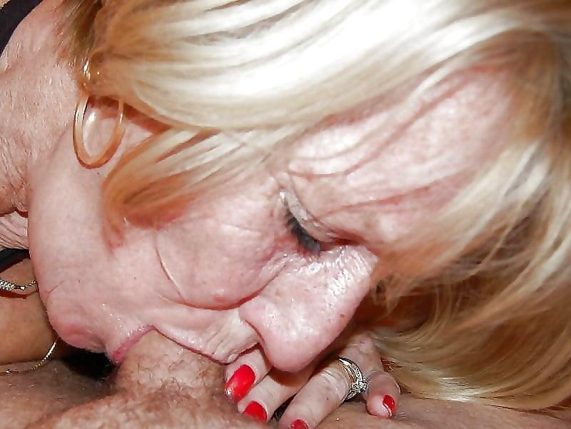 Old woman blowjob porn pics