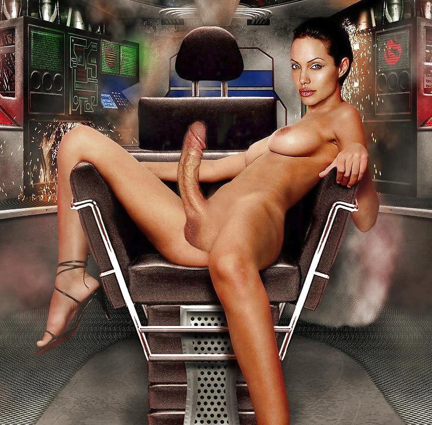Сексуальный фотошоп телезвезд