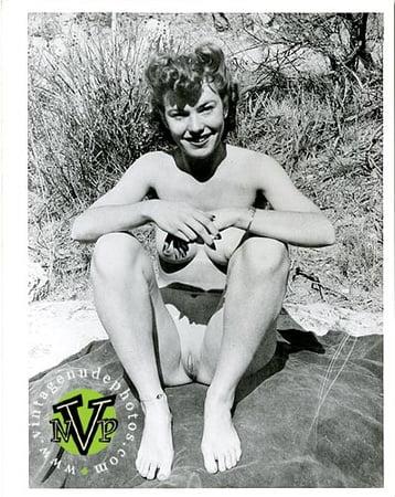 Late sixties nude photographs