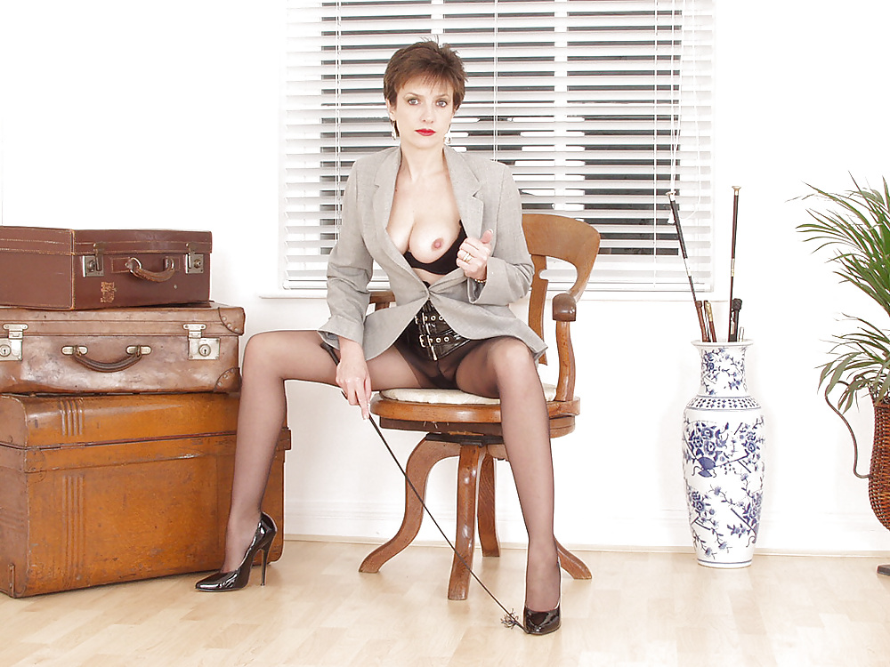 Fetish in lady office sonia — 11
