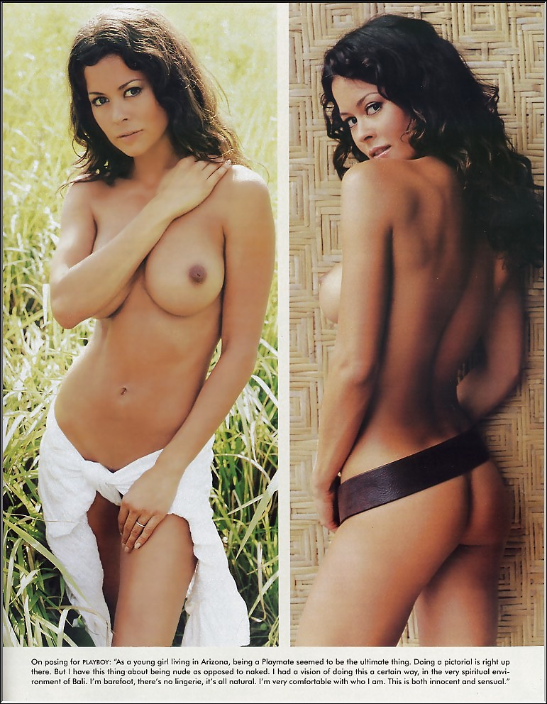 Hots Free Nude Brooke Burke Playboy Scenes