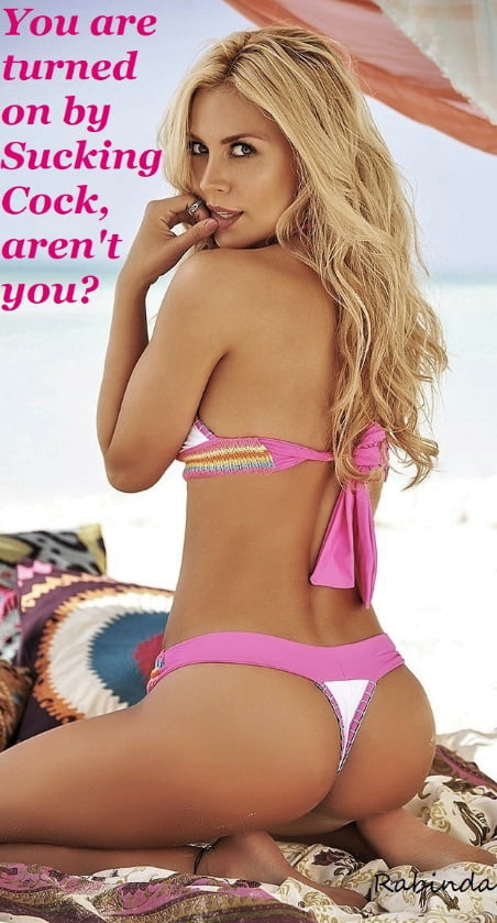 Bisexual, gay, and sissy captions 84 - 26 Pics