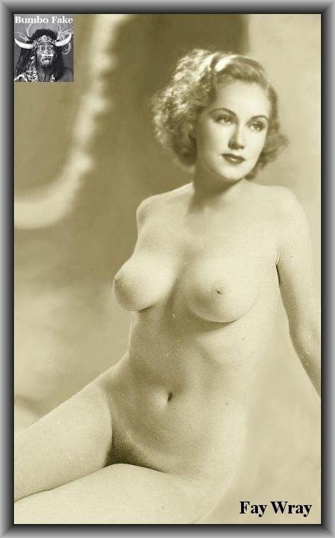 Fay Wray  nackt