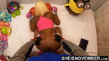 Black Pussy Doggystyle For Young Babe Hardcore Sex Spinner