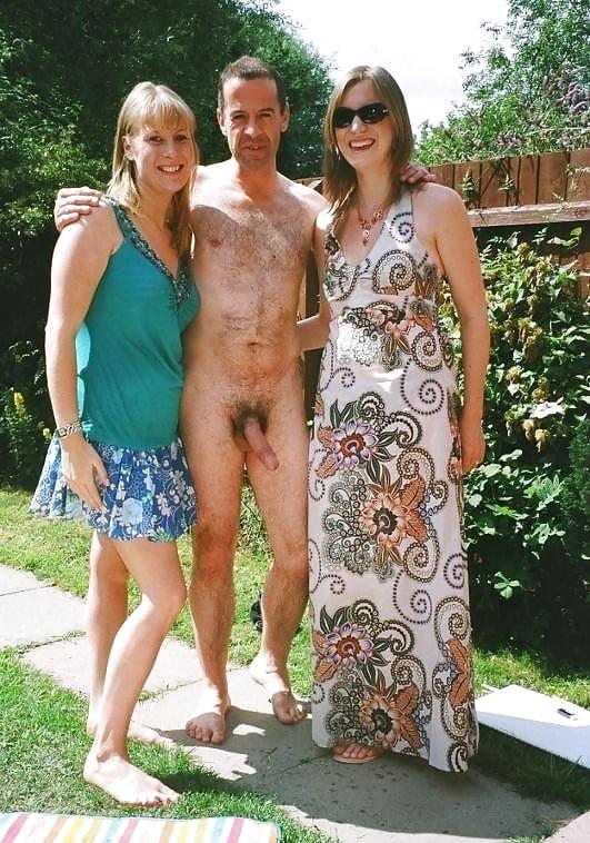 Women nude men clothed Best CFNM