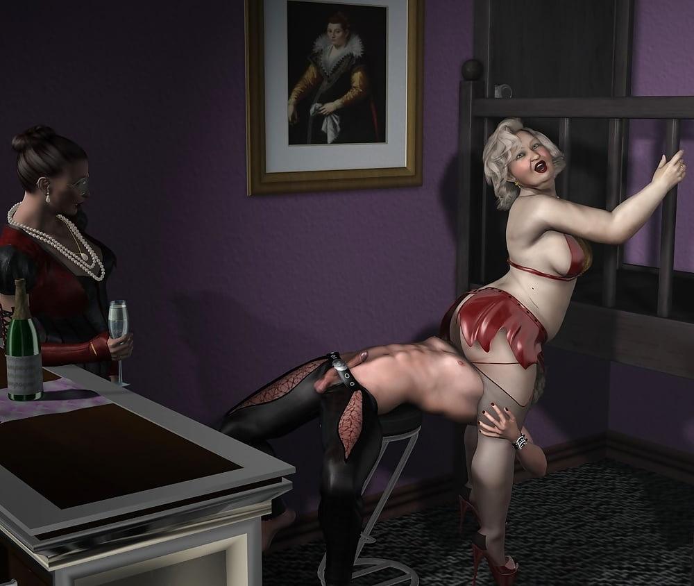 Free Femdom Strap On Porn Pics