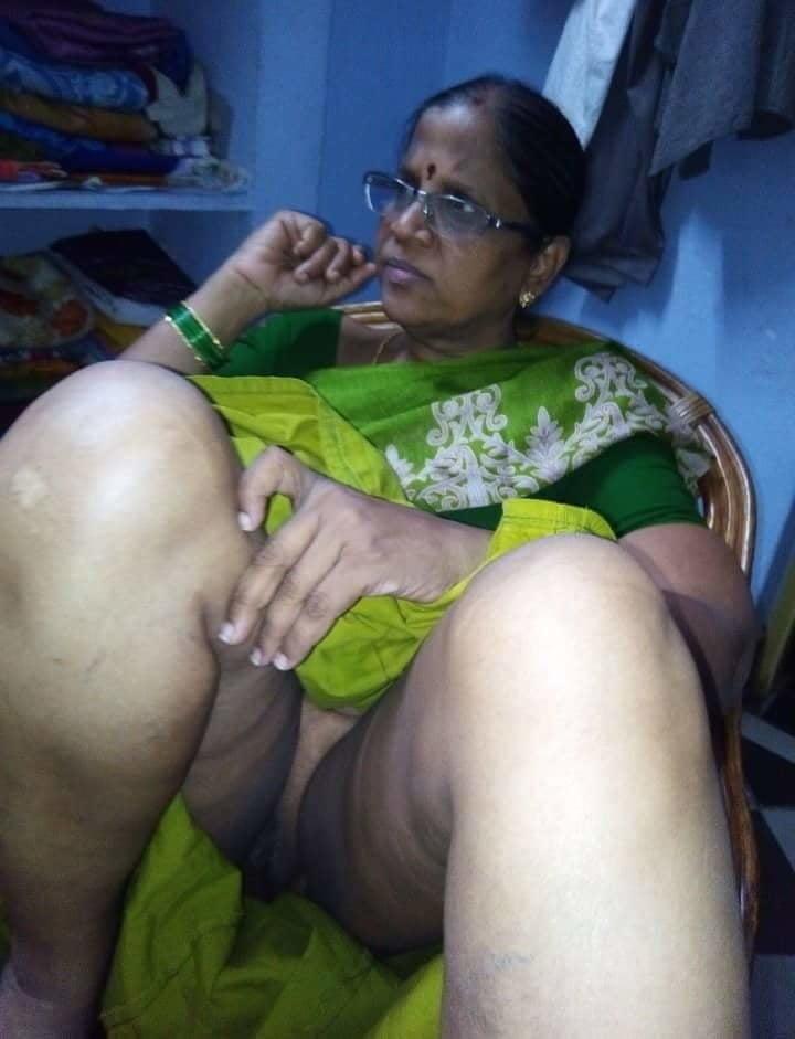 INDIAN SEXY GRANNY BIG TITTS- 16