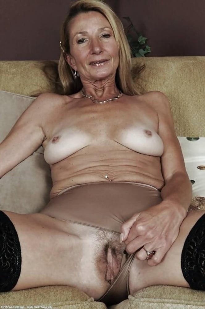 Mature nude tan lines-5717