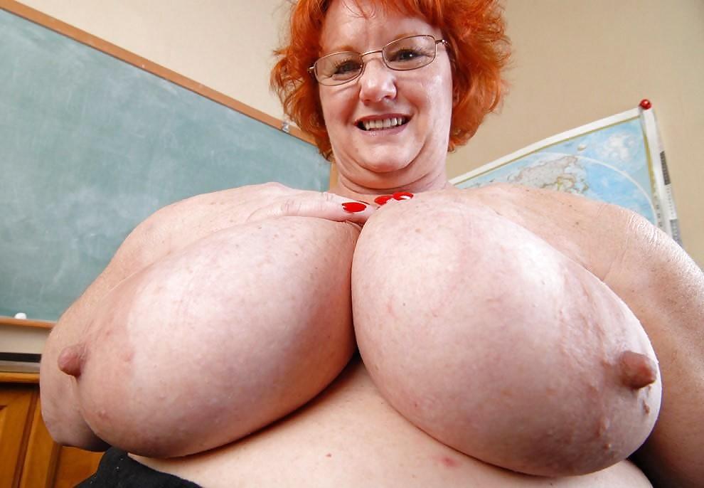 Big Boob Granny Lady Mature