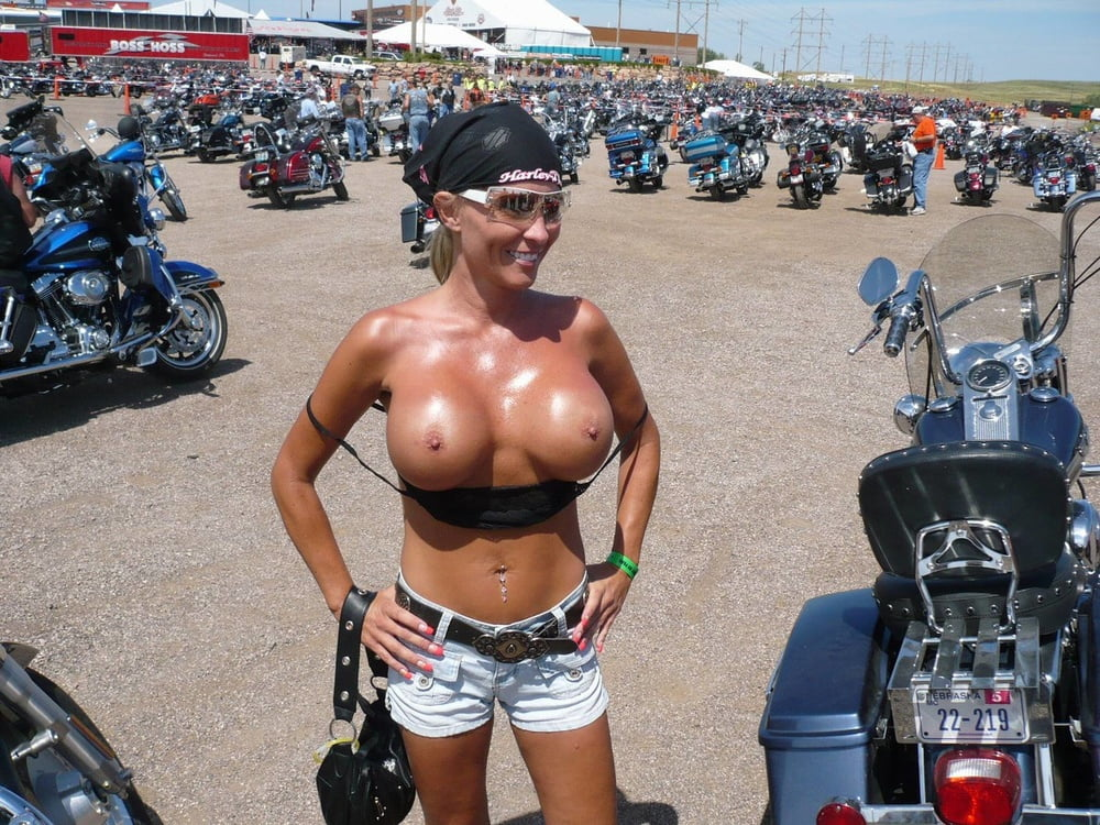 Bikes and boobs