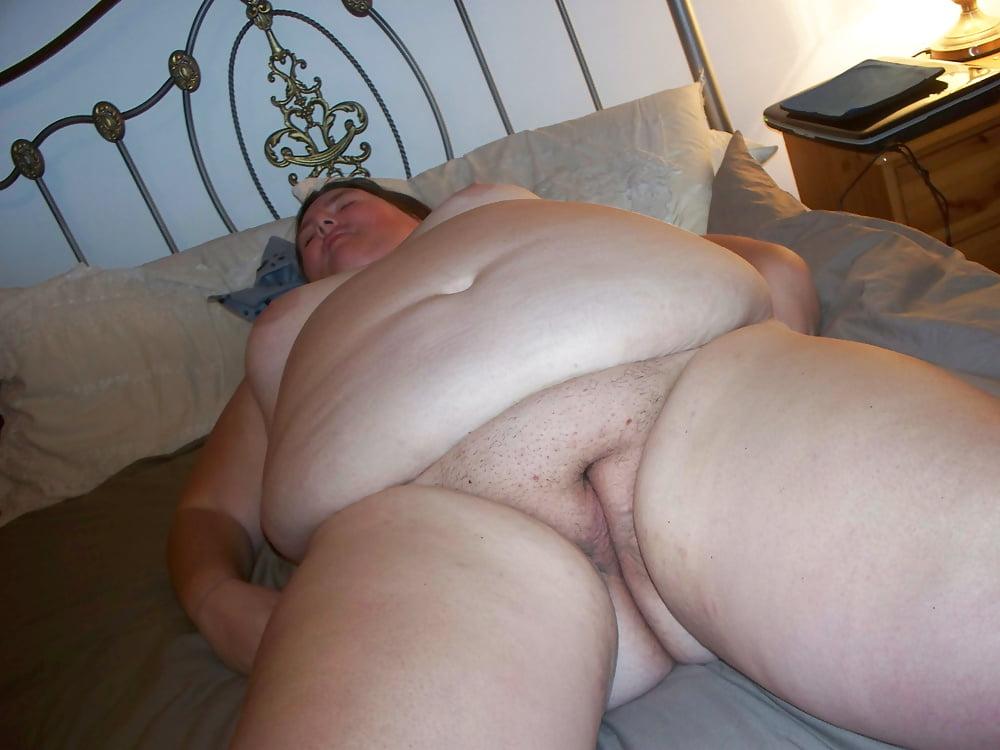 Bbw wife masturbate bed