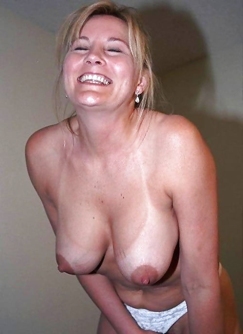 Busty Milf With Big Nipples
