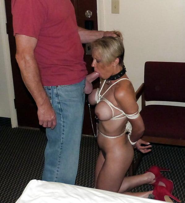 Mature mom sex slave