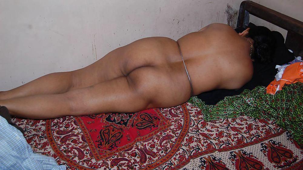 Porcelain garden indian woman sleep naked photo