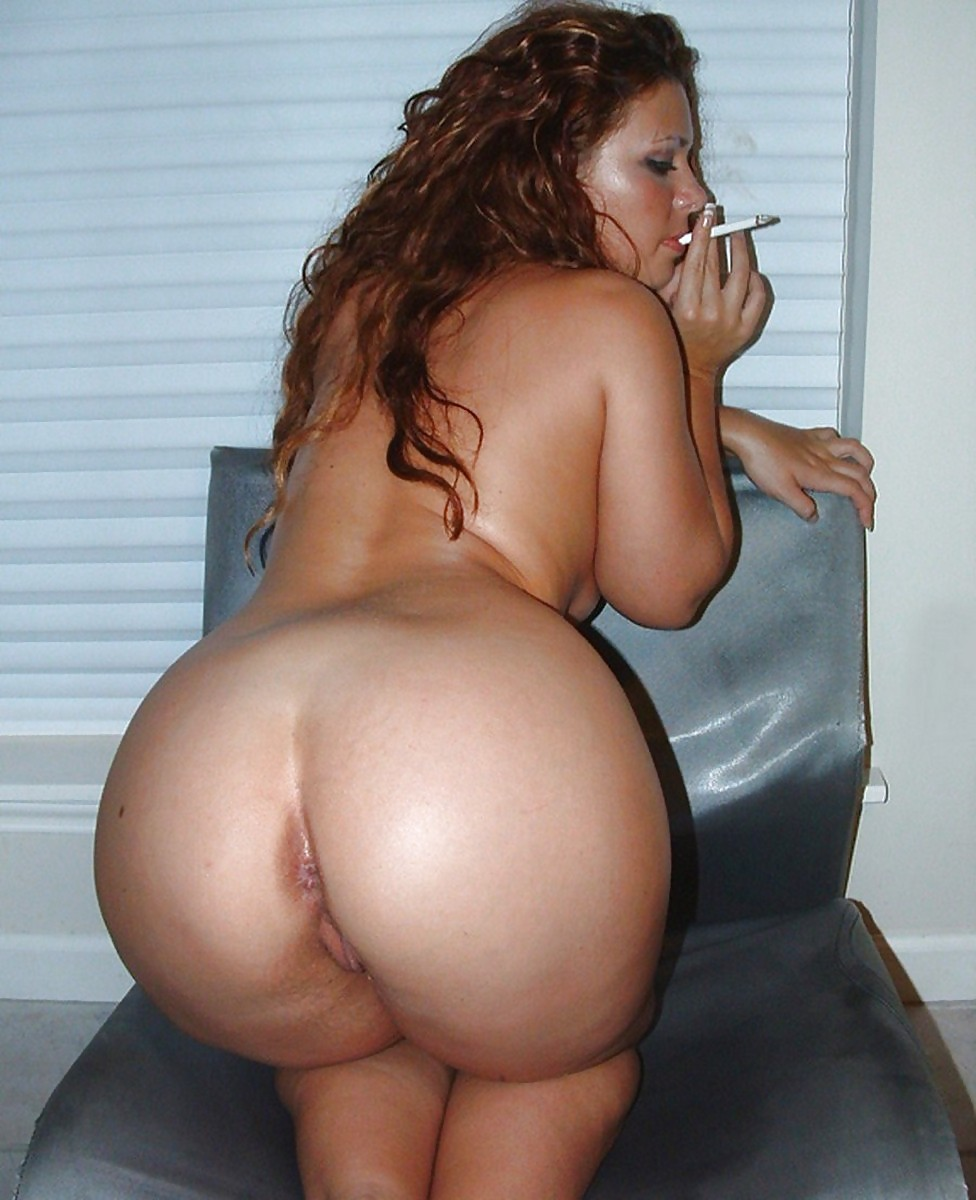 Nude big hip