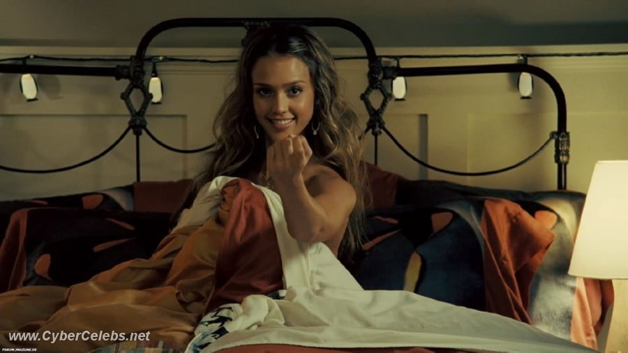 Jessica alba real naked