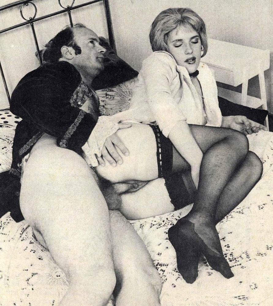 Vintage mom porn