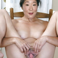 Older women long nipples
