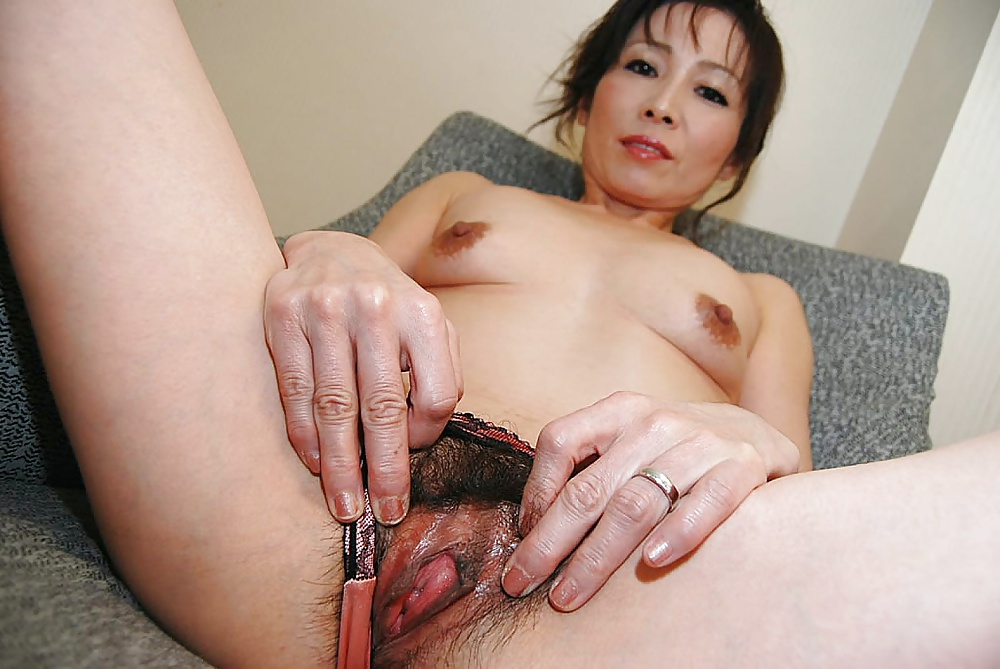 Asian mature women