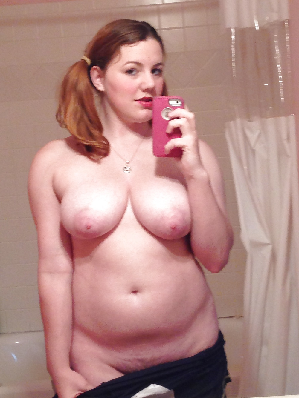Naked ginger girls with freckles