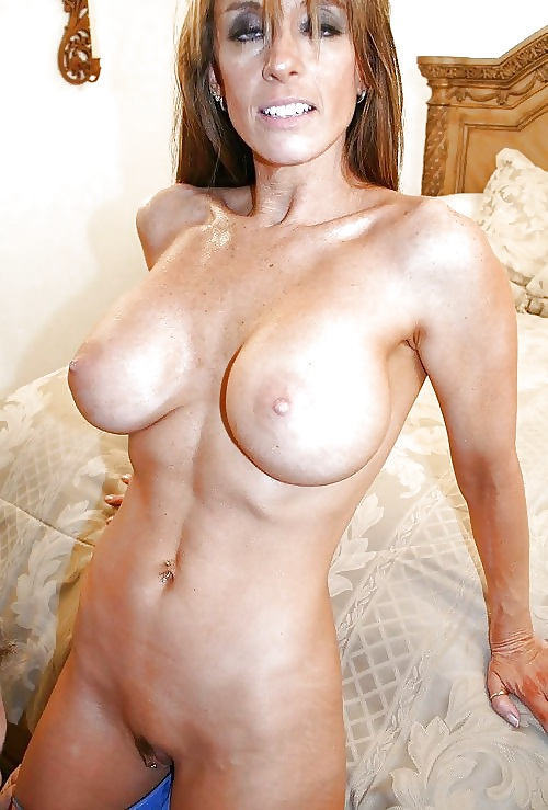 Tits sally gallery beautiful cougar