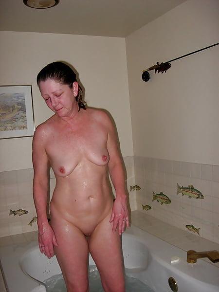Naked amateur milf videos #1