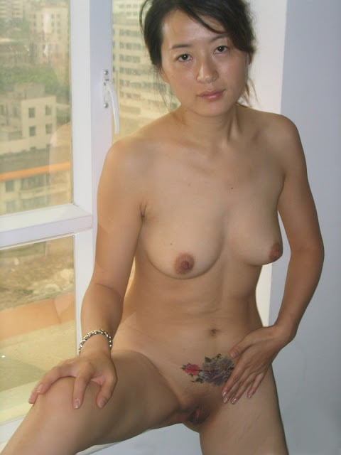 Nude asian married womentures