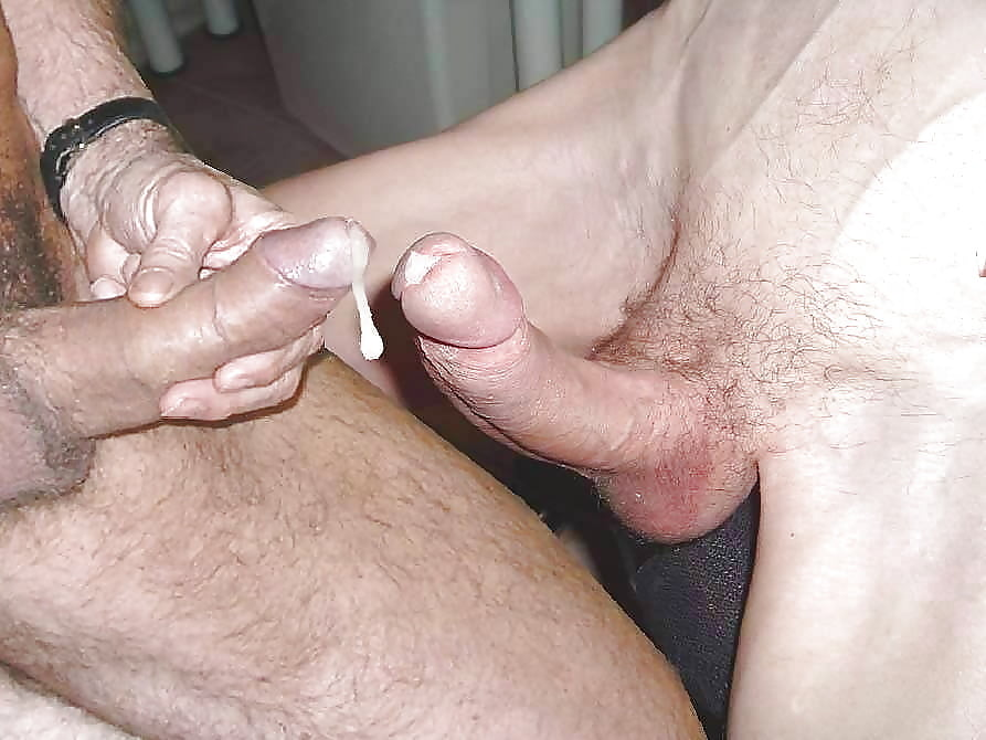 Twink Cock Docking With Cum
