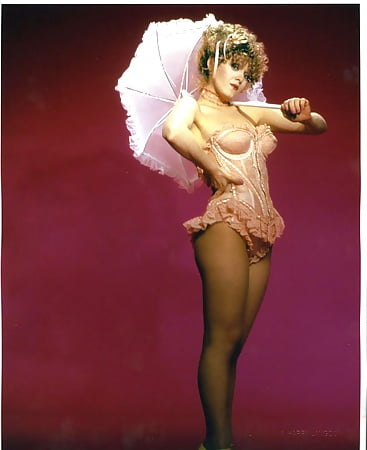 Bernadette peters bikini