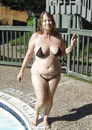 Bbw micro bikini