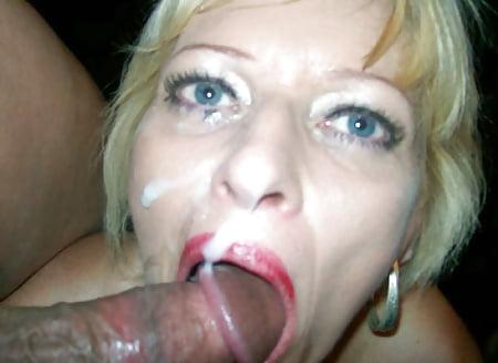 loves bukkake She