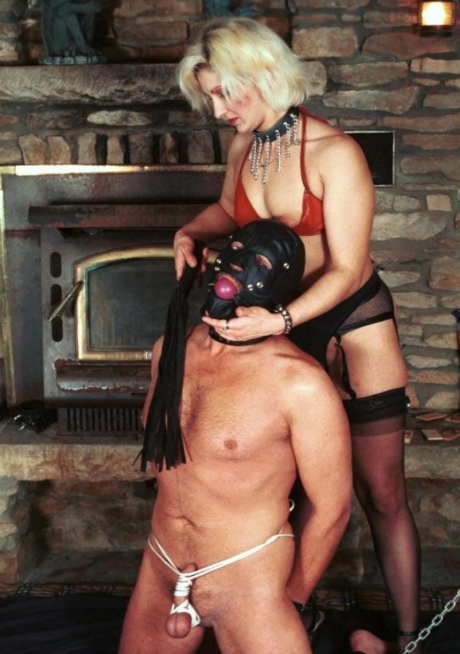 Hot euro femdom babes pegging weak dude-4995