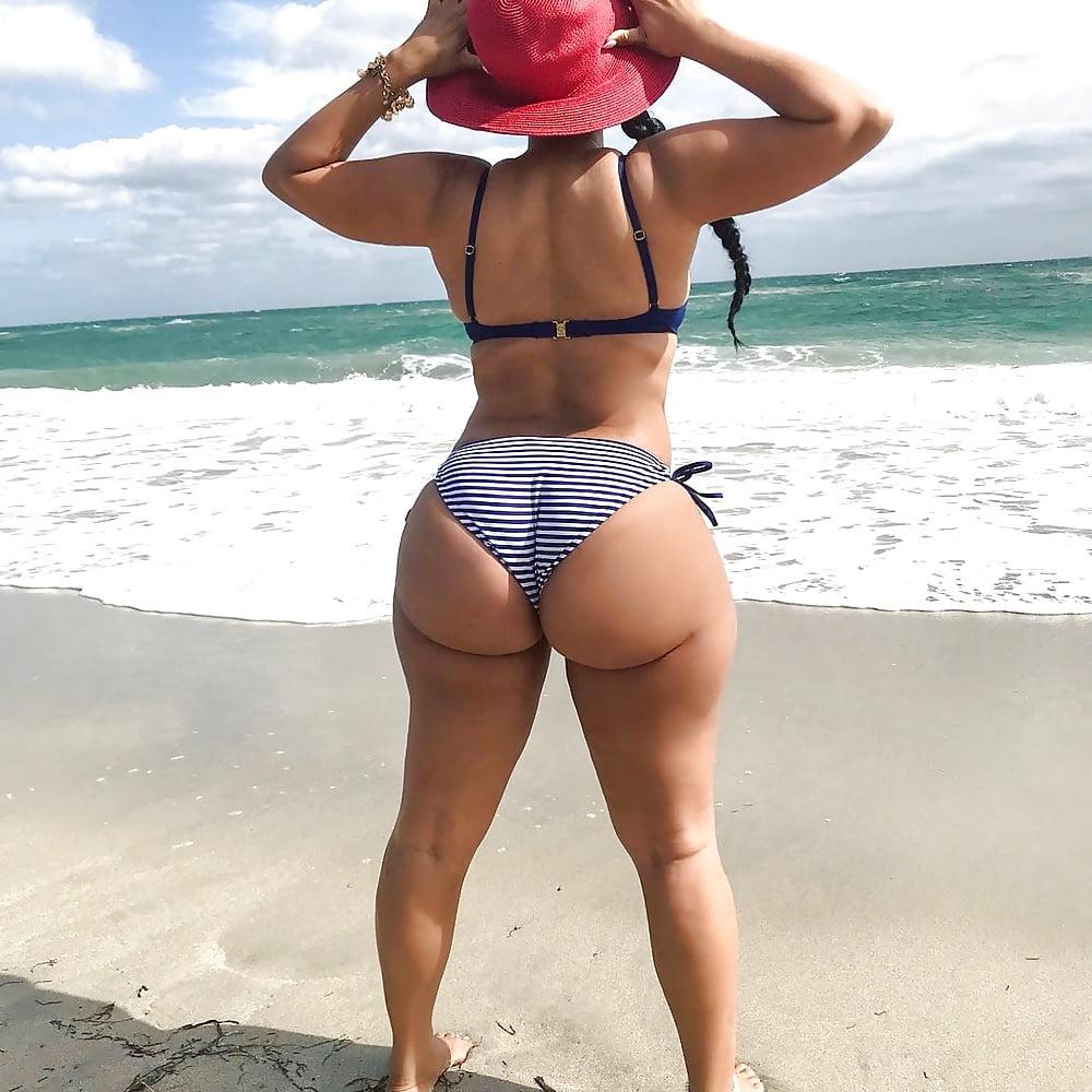 Big ass of women